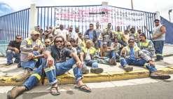 Au Port autonome, troisième semaine de grève chez GNP