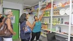 L'épicerie où les étudiants se nourrissent à petits prix