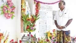 Les chorales ont chanté pour Futuna