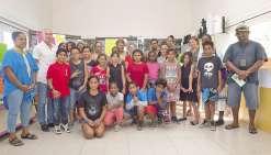 Les écoliers de Saint-Michel changent leur regard sur le handicap