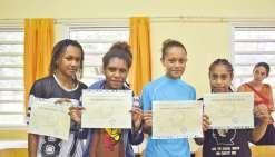 Les lauréats de Wani mis en avant