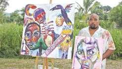 Art contemporain made in Tonga