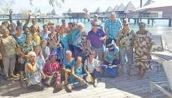 Les seniors en escapade à l'îlot Maître