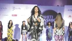 4e édition de la Tahiti Fashion Week