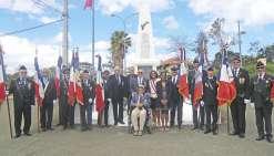 Une cérémonie en mémoire du 22-Avril
