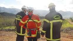 La Sécurité civile est devenue un acteur à part entière pour les interventions d'urgence suite à de lourds sinistres. Mais son action se fait toujours aux côtés de pompiers, gendarmes ou encorede  membres des forces armées.