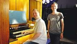 Une voix et un orgue pour un concert unique
