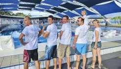 Une finale à Cairns pour leur première compétition