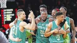 Nanterre remporte la Fiba Cup