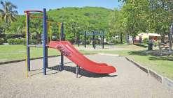 Les enfants de la plaine auront un nouveau parc à jeux