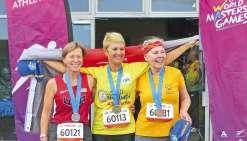 7 médailles dont 1 titre en Nouvelle-Zélande