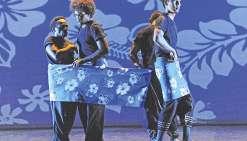Les jeunes bénéficiaires du Chèque culture ont l'embarras du choix pour en profiter : théâtre, danse, concert… Ici, le spectacle Kakang, repris cette année au centre culturel Tjibaou.