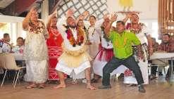 La commémoration de Saint-Pierre Chanel est la fête la plus importante pour la communauté de Wallis et de Futuna. C'est également l'occasion pour tous de se retrouver. Un moment d'émotion.
