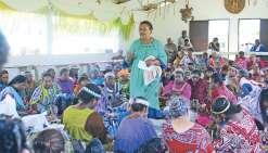 Les mamans solidaires  avec les futurs pasteurs