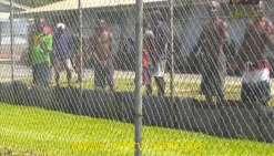 Evasion : 17 détenus abattus, 57 en cavale