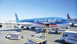 L'aéroport de Tahiti toujours bloqué