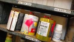 EPLP ne rend pas les armes sur les pesticides