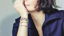 Marianne Denicourt a été nommée chevalier des Arts et des Lettres cette année.