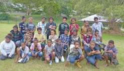 Les délégués de classe de Canala  et de Kouaoua se rencontrent