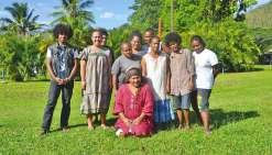 Les animateurs se forment à Pombei