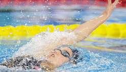 Retour en eaux connues pour Lara Grangeon