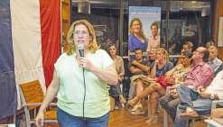 Sonia Backès évoque l'avenir institutionnel