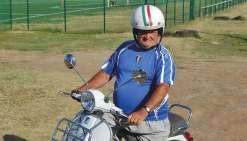 André Gastaldi, l'homme à la Vespa, est parti