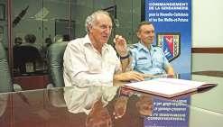 Vice-rectorat et gendarmerie main dans la main