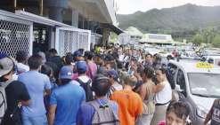 Navette Tahiti-Moorea : retour à la normale