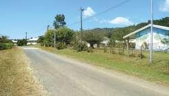 Décès d'un homme allongé sur la route à Poindimié