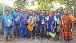 Guitare tradi : les groupes d'Ouvéa ont des racines et des ailes