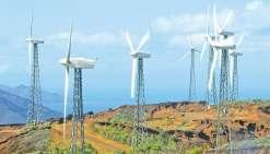 La ferme éolienne de Yaté enfin sur les rails