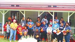 De jeunes guides formés pour le mois du Patrimoine