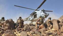 Un jeune Polynésien tué en mission au Mali
