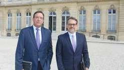 Philippe Gomès et Philippe Dunoyer s'installent au palais Bourbon