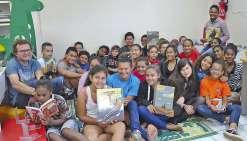 Les collégiens ont rendez-vous avec les livres et leurs auteurs