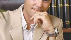Me Olivier Mazzoli, élu nouveau bâtonnier de Nouméa