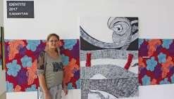 L'exposition Identité retrouve son artiste à Boulari