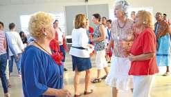 L'après-midi dansant investit la salle des communautés