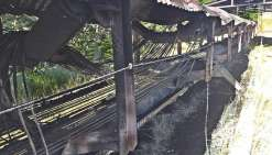 SLN : incendie du tapis roulant à Kouaoua