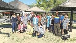 Les seniors s'évadent à Poindimié pendant deux jours