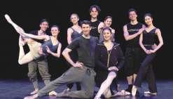 La danse classique entre en scène