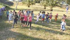 Saint-Joseph : les tout petits  se sont lancés dans la course