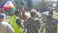 Mobilisation citoyenne pour le Palika