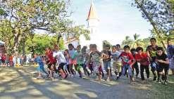 La course annuelle rassemble  écoliers et collégiens à Tyé