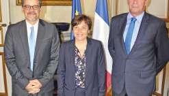 Philippe Dunoyer, vice-président de la délégation outre-mer à l'Assemblée nationale