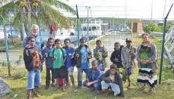 Une rencontre unique  entre collégiens des Îles