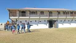 Les collégiens plongent dans l'histoire de Téremba