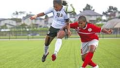 Les U19 terminent quatrièmes  du tournoi océanien