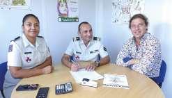 Un partenariat entre la FOL et l'armée